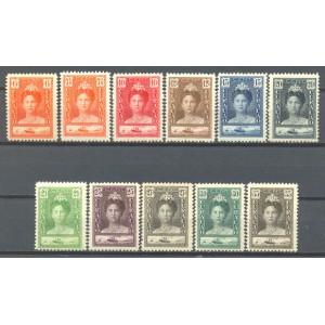 Curaçao 089 NVPH 89/99 postfris (scan SM)