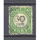 Curaçao NVPH P18 I gebruikt (scan A)