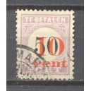 Suriname NVPH Port 16 Type III gebruikt (scan B)