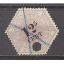 Nederland NVPH Telegram 04 gebruikt (scan A)