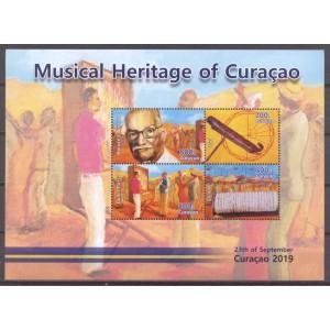 Curaçao 2019 09 Kai orgel, muzikale erfenis