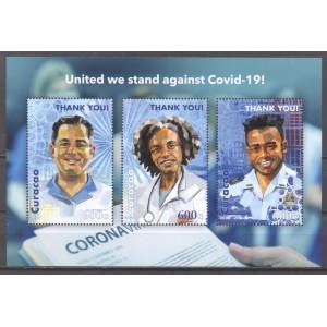 Curaçao 2020 04 COVID-19