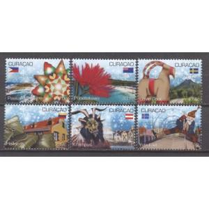 Curaçao 2020 08 December zegels