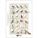 Caribisch Nederland 2021 01 Vogels (3 vellen)