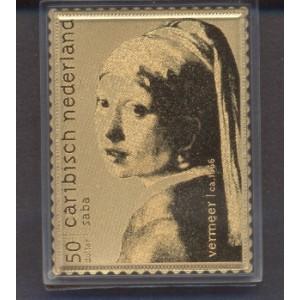 Caribisch Nederland 2021 05 Meisje met de parel van Vermeer