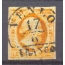 Nederland NVPH 03 Venlo A gestempeld