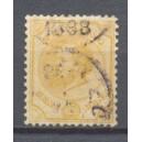 Curaçao NVPH 005 D gestempeld (scan A)
