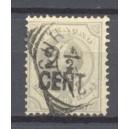Curaçao NVPH 025 gestempeld (scan B)