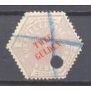 Nederland NVPH Telegram 12 gebruikt (scan A)