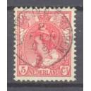 Nederland NVPH 37 gebruikt (scan A) Leeuwarden-Stavoren