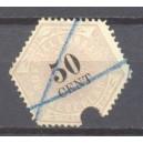 Nederland NVPH Telegram 09 gebruikt (scan A)