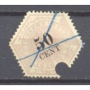 Nederland NVPH Telegram 09 gebruikt (scan B)