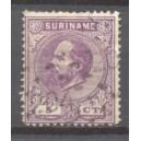 Suriname NVPH 005B gebruikt (scan A)