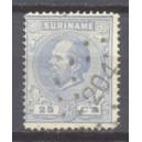 Suriname NVPH 010aB gebruikt (scan A)