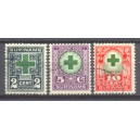 Suriname NVPH 127-129 gebruikt (scan B)