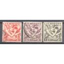 Suriname NVPH LP 20-22 gebruikt (scan B)