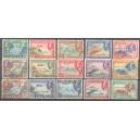 Curaçao NVPH LP 26/40 gebruikt (scan A)