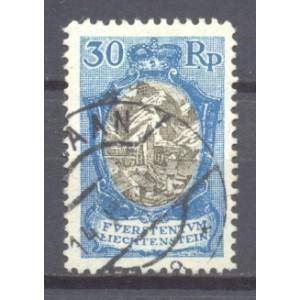 Liechtenstein Michel 064 gebruikt