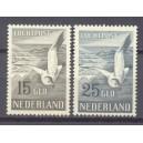 Nederland NVPH LP12-13 postfris (scan SM) + certificaat