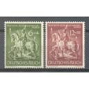 Duitse Rijk Michel 860/861 postfris (scan A)