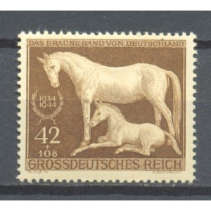 Duitse Rijk Michel 899 postfris (scan B)