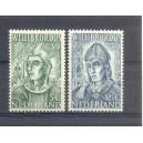Nederlanf NVPH 323-324 postfris (SM)